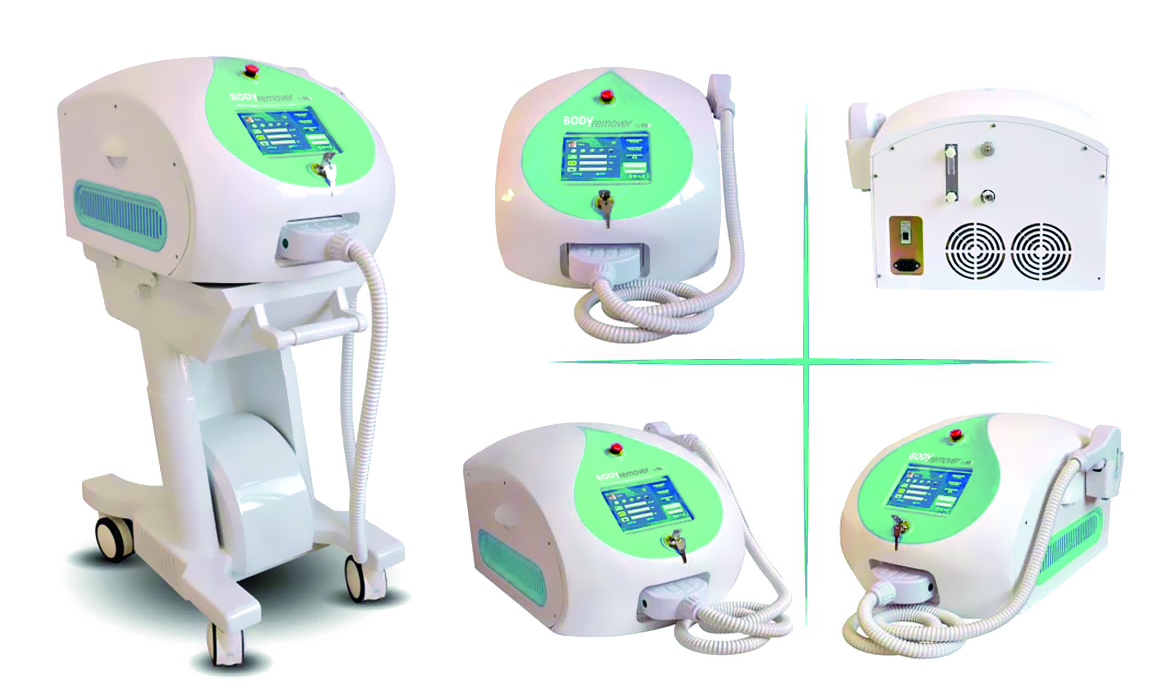BODYremover Diodenlaser 808nm 300